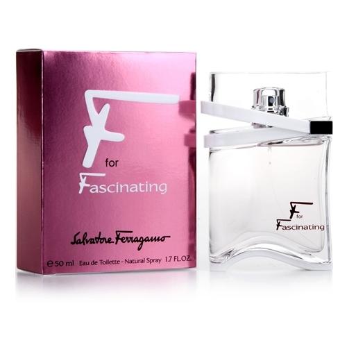 Женские Salvatore Ferragamo F By Fascinating (Сальваторе Феррагамо Эф Фо Фесцинейтинг)