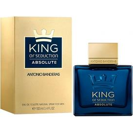 Antonio Banderas King of Seduction Absolute edt men
