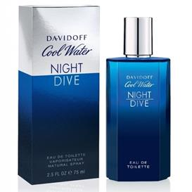 Davidoff Cool Water Night Dive edt men