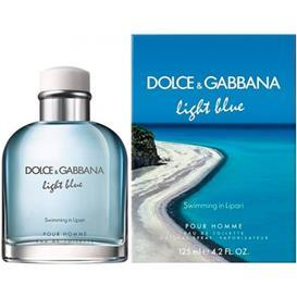 Dolce & Gabbana Blue Swimming in Lipari edt men