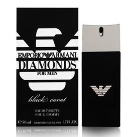 Armani Emporio Diamonds Black Carat edt men