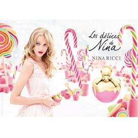 Женский парфюм Nina Ricci Les Delices de Nina