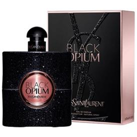 Духи Yves Saint Laurent Black Opium (Ив Сен Лоран Блэк Опиум)
