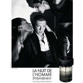 Мужские духи Yves Saint Laurent La Nuit de l`Homme