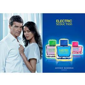 Antonio Banderas Blue Seduction Electric edt men
