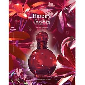 Britney Spears Hidden Fantasy edp women