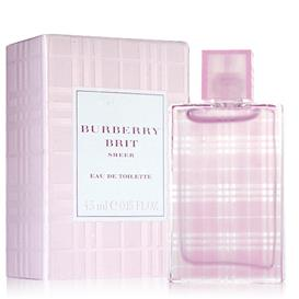 Burberry Brit Sheer edt women