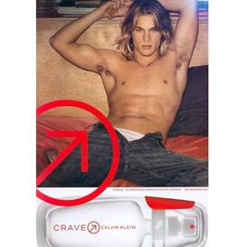 Calvin Klein Crave edt men
