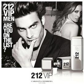Carolina Herrera 212 VIP edt men
