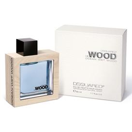 Dsquared2 He Wood Ocean Wet Wood edt men