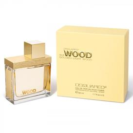 Dsquared2 She Wood Golden Light edp women