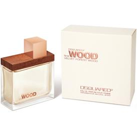 Dsquared2 She Wood Velvet Forest Wood edp women