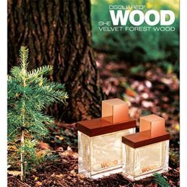 Dsquared2 She Wood Velvet Forest Wood edp women