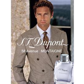 Dupont 58 Avenue Montaigne edt men