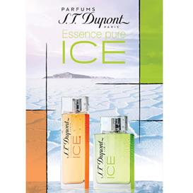 Dupont Essence Pure Ice edt men