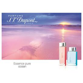 Dupont Essence Pure Ocean edt women