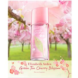 Elizabeth Arden Green Tea Cherry Blossom edt women