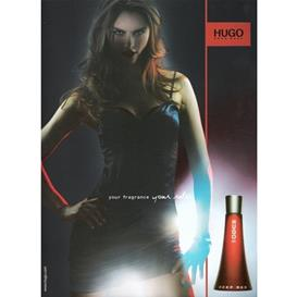 Hugo Boss Deep Red edp women