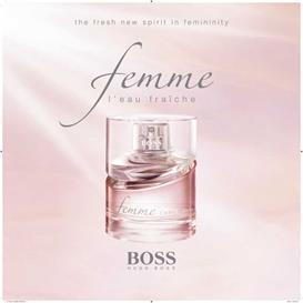 Hugo Boss Femme L`Eau Fraiche edt women