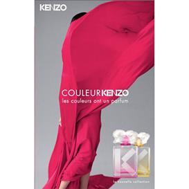 Kenzo Couleur Rose-Pink (Кензо Колор Роуз Пинк) для женщин