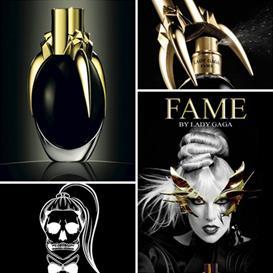 Lady Gaga (Леди Гага) Fame Black Fluid парфюм