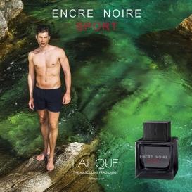 Парфюм для него Lalique Encre Noire Sport (Лалик Энкре Нуар Спорт)
