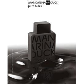 Мужской парфюм Mandarina Duck Pure Black (Мандарина Дак Пур Блэк)