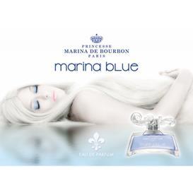 Женская парфюмерная вода Marina de Bourbon Blue (Марина де Бурбон Блю)