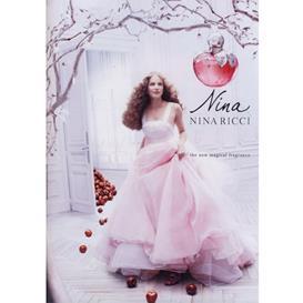 Nina Ricci Nina, Красное яблоко от Нины Ричи