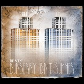 Burberry Brit Summer edt men