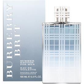 Burberry Brit Summer edt men
