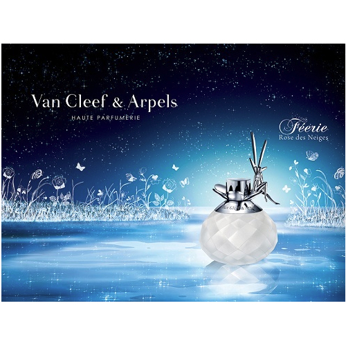 Van Cleef & Arpels Feerie Rose des Neiges