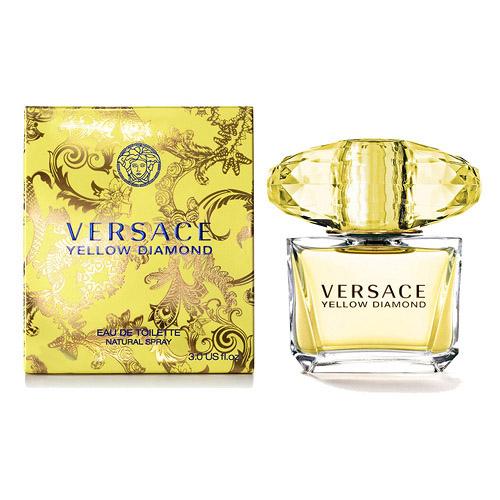 Духи Versace Yellow Diamond (Версаче Йеллоу Даймонд)