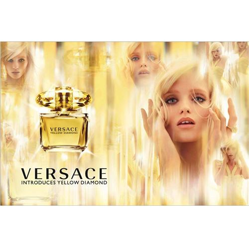 Женский аромат Versace Yellow Diamond