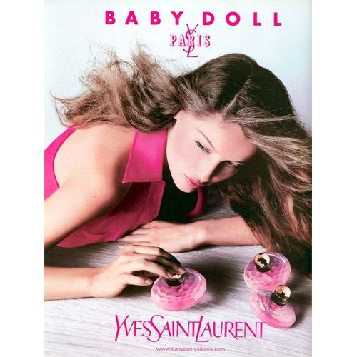 Женская туалетная вода Yves Saint Laurent Baby Doll