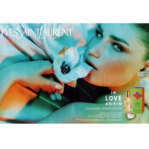 Женская туалетная вода Yves Saint Laurent In Love Again