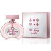 Antonio Banderas Her Secret Game edt women