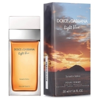 Dolce & Gabbana Light Blue Sunset in Salina edt women