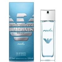 Armani Emporio Diamonds Rocks edt men