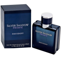 Davidoff Silver Shadow Private edt men