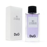 Dolce & Gabbana 10-La Roue de la Fortune edt women