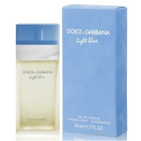 Dolce & Gabbana Light Blue edt women