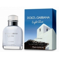 Dolce & Gabbana Light Blue Living Stromboli edt men