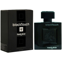 Franck Olivier Black Touch edt men