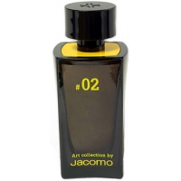 Jacomo Art Collection By № 02 edp women