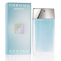Loris Azzaro Chrome Sport edt men