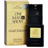 Bogart One Man Show Gold Edition edt men