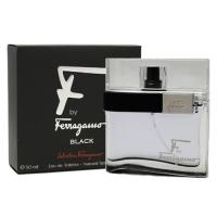 Salvatore Ferragamo F by Ferragamo Black pour homme