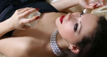 В чем секрет сексуального аромата?