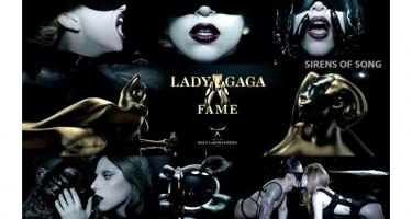 Lady Gaga представляет аромат Fame